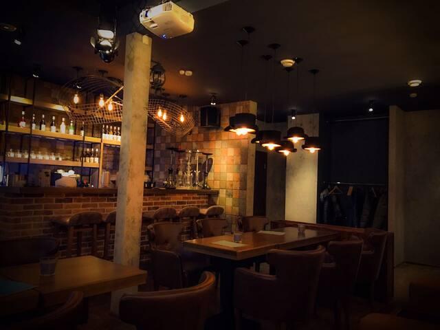 Лофт Loft Mebius lounge (Мебиус) - Moskva - Loft