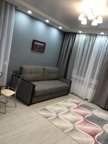 2 Bed Rooms Wi-FI Parking in Yuzhno Guest house