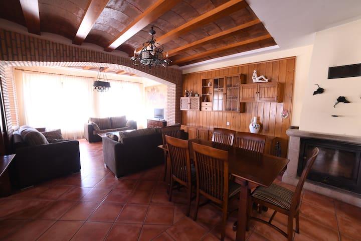 Casa Rural Vistas al Río 1
