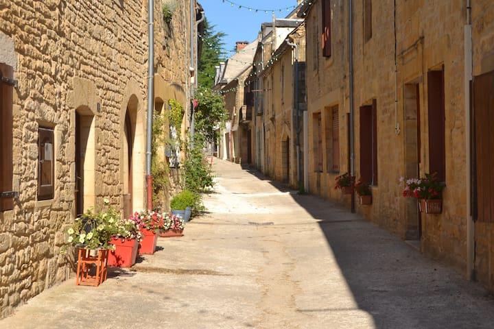 Petite maison de charme en plein coeur du Périgord