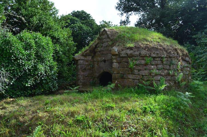 penty au coeur de la campagne bretonne - Lanvénégen