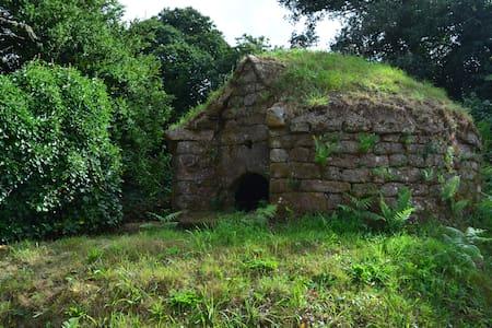 penty au coeur de la campagne bretonne - Lanvénégen - Casa