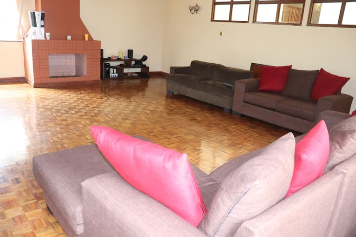 Amazing Private Room at the Heart of Kileleshwa