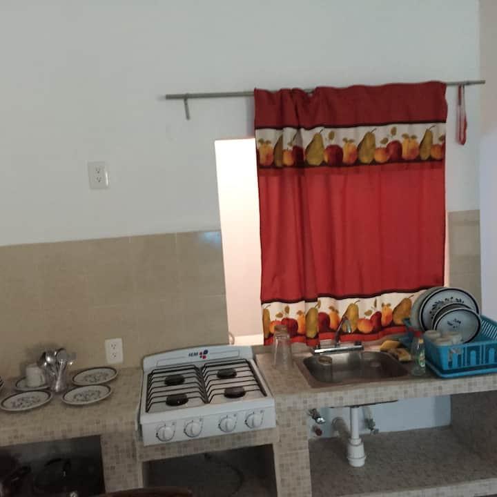 Tranquilidad y comodidad Apartamento Amarillo