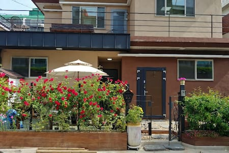 Jeong-Ah's home