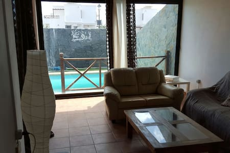 Apartament independiente y piscina. - Yaiza - Appartamento