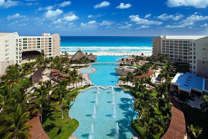 CANCUN Westin Lagunamar Resort Villa 2BR sleeps 8