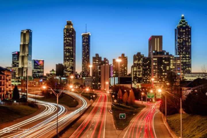 Perfect Downtown Atlanta Location!