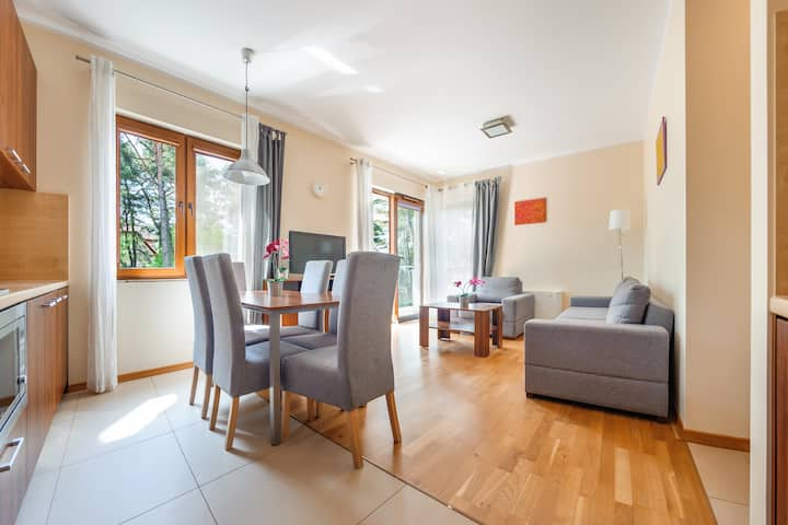 Cztery Pory Roku Apartament 15 dla 6 osób