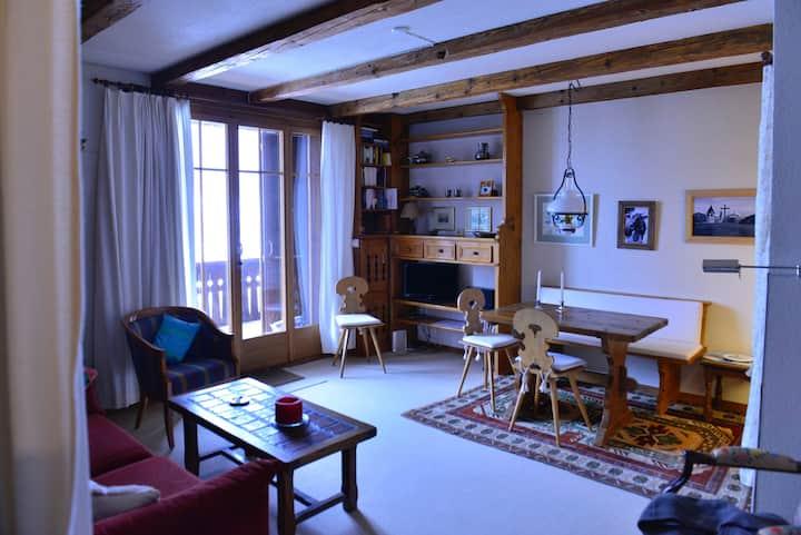 Rougemont Zuhause mit Traumaussicht