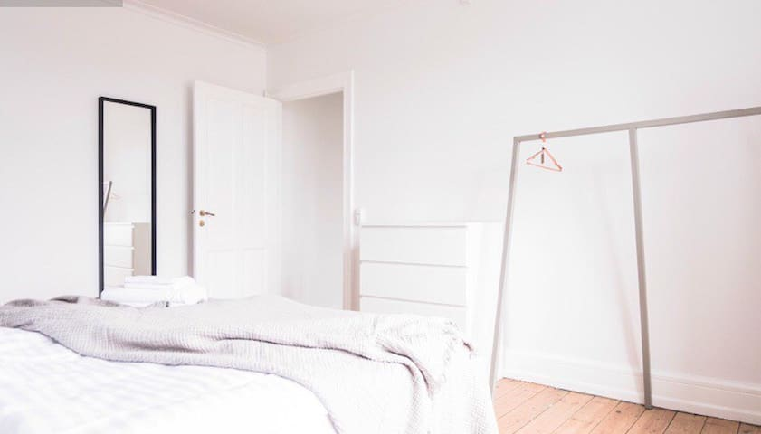 1 Bed in beautiful apartment in Nørrebro.