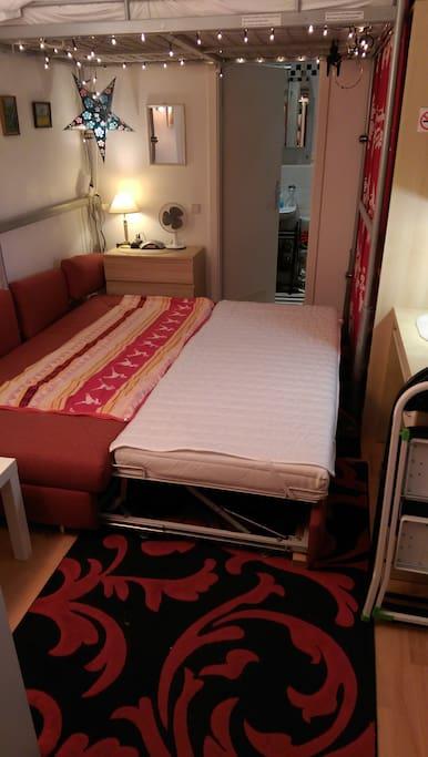 apartment in munich center viktualienmarkt city apartamentos para alugar em munique bayern. Black Bedroom Furniture Sets. Home Design Ideas