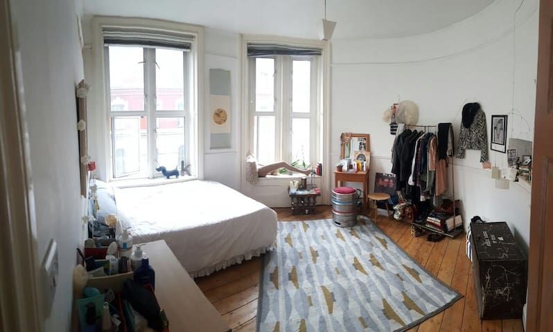 Spacious Double Room in Heart of Shoreditch - London - House
