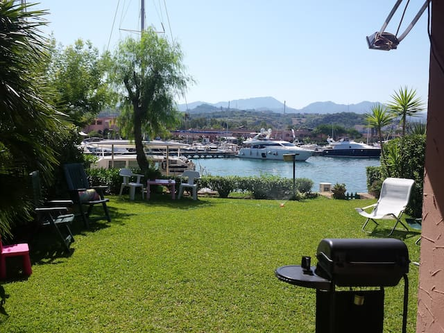 Little Villa with garden in PORTOROSA  Marina - Tonnarella
