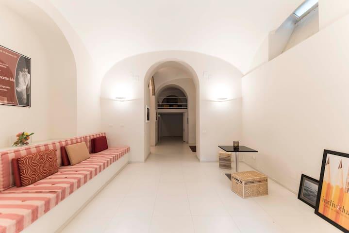 Contemporary Loft in Liberty style Naples - Napoli - Loft