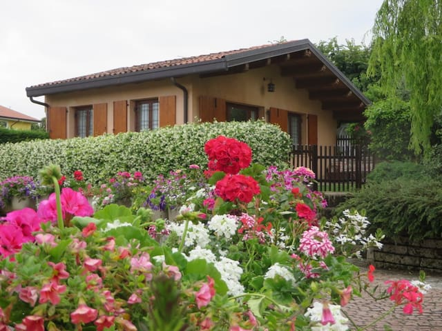 Romantic & Charming Cottage on Garda Lake - Lazise - Huis