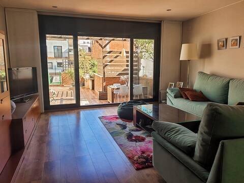 Habitació privada entre Barcelona i La Costa Brava