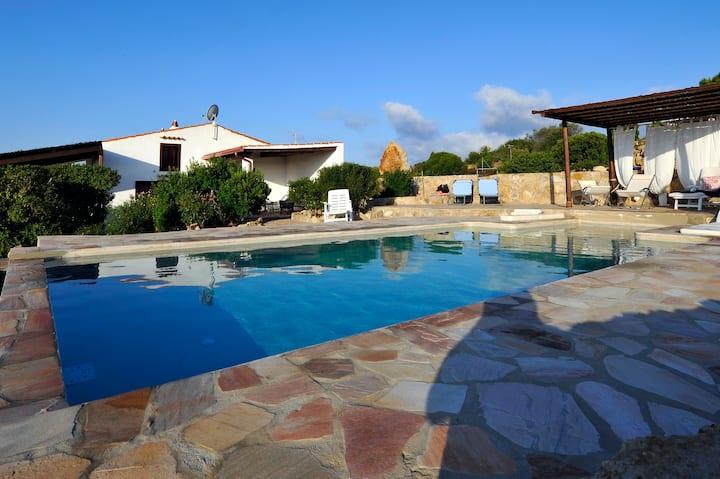 Luxory Villa & swimmingpool