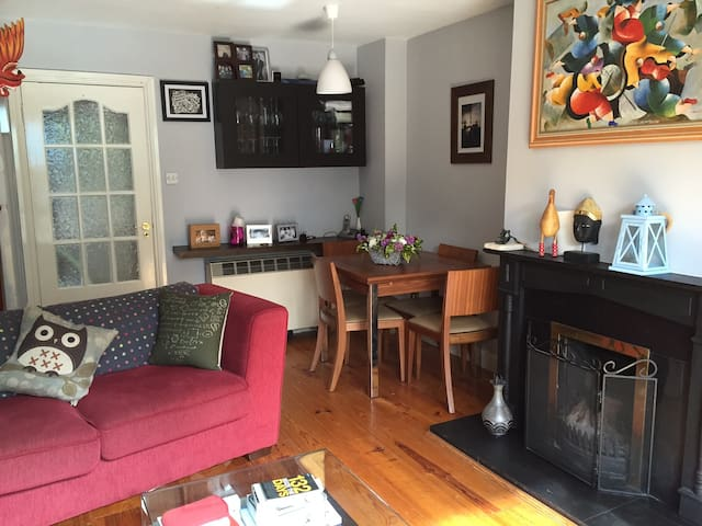 Cosy 2 bed home close to Dublin City - Inchicore