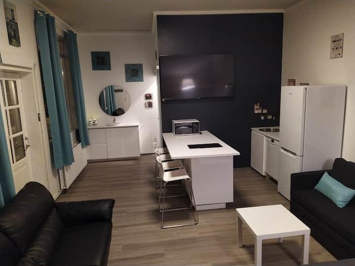 Vestmanneyjar - Old Kráin Apartment (B)