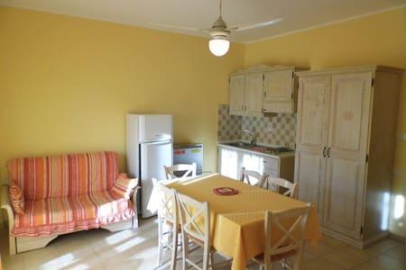 Le Nereidi Residence-BILO 4 COMFORT - La Maddalena - Huoneisto