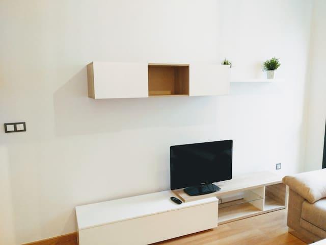 Apartamento en el centro de Málaga.