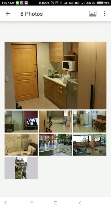 Is curtiened off room in apartment yours . I live outher curtiened off room in same apartment.super cheap close all good parts BKK pool gym free advice I'm tall Australian date Thai nam. made alot freinds helping people hear