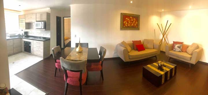 Cozy Suite Luxury* Cerca Plaza Foch *Netflix *Wifi