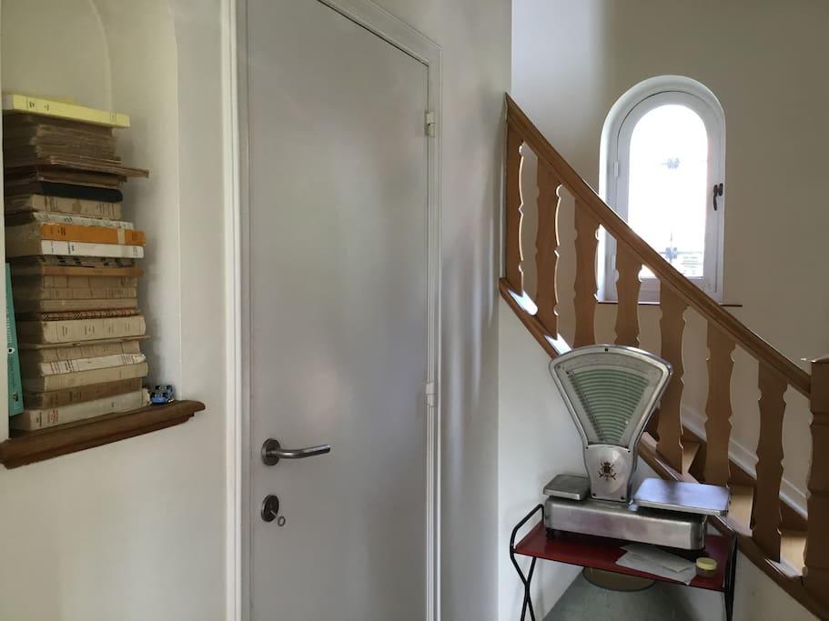 Cage d escalier