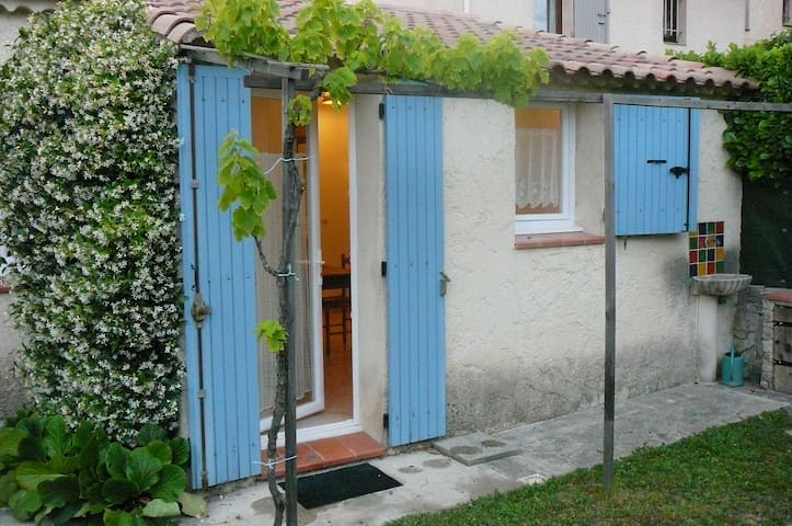 Studio indépendant, calme - Venelles - Haus