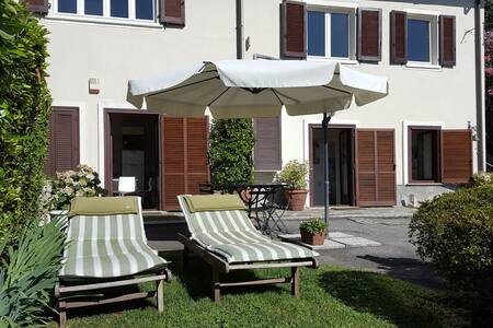 Romantic holiday on Lake Maggiore - Lesa - Apartemen