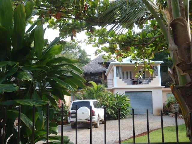 FLORAROSAM (Appartement) - Las Galeras - Lägenhet
