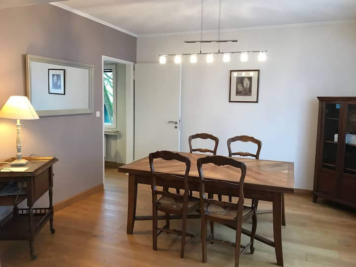 2 Bedroom flat in Luxembourg Merl