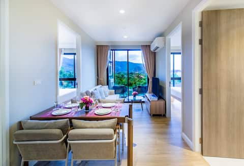 Cozy 2 BR Family Suite | Ideal for Short/Long Stay