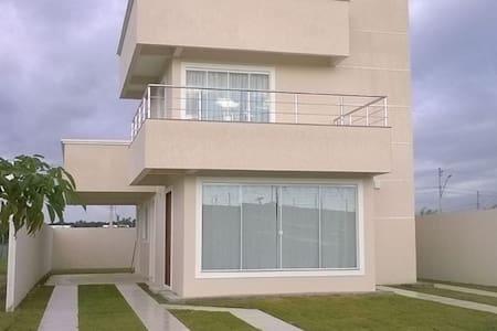 Alphaville Camaçari - Bahia (CASA NOVA)! - Camaçari - House