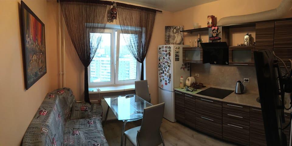 Lenskaya apartment - Sankt-Peterburg - Appartement