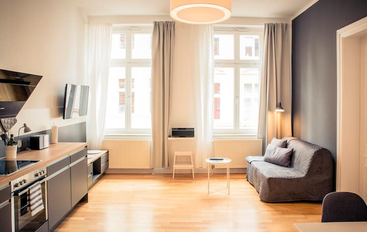 Suite Apartment - Schwerin City Apartment