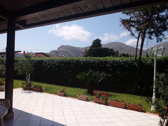 Olimpo Garden house