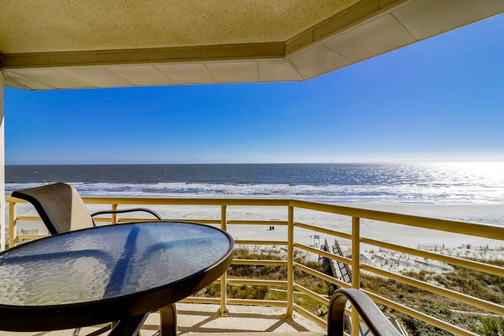 1506 Villamare | 3 Bedroom Direct Oceanfront