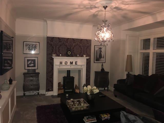 Beautiful 5 bedroom Edwardian house