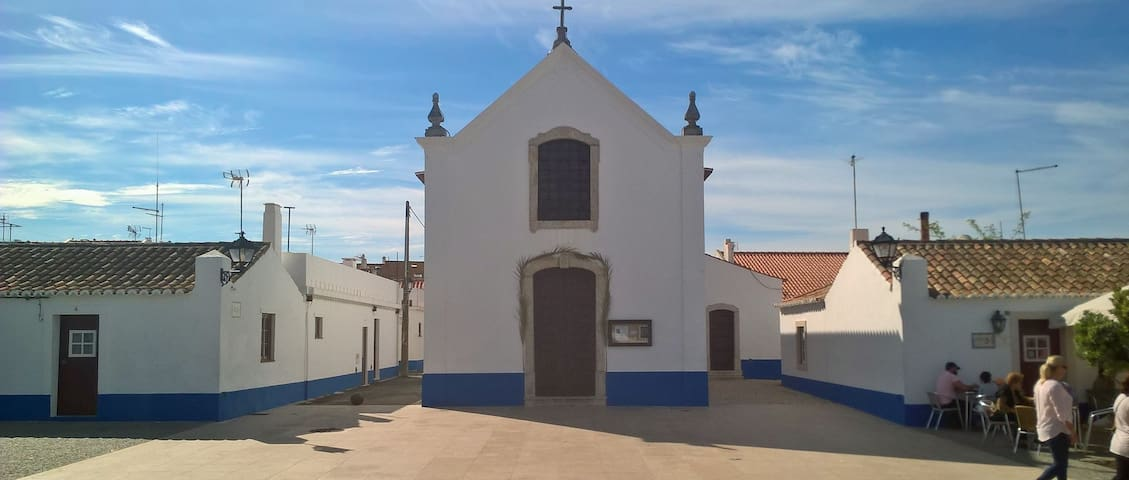 CASA #1 para ALUGAR em PORTO COVO - Porto Covo - Vacation home