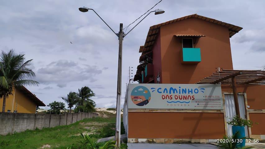 Pousada Caminho das Dunas Praia de Cumbuco/CE