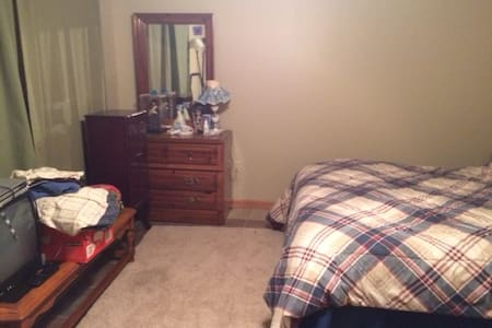 Spare bedroom - Rochester