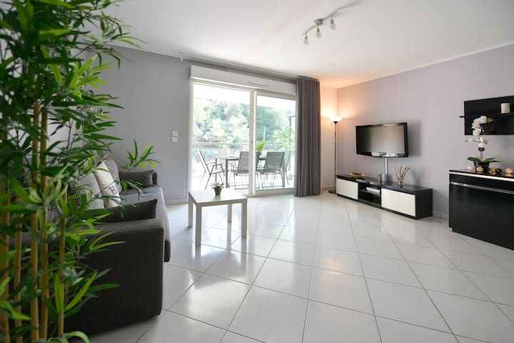 BIG APARTMENT WITH PRIVATE PARKING IN MONACO