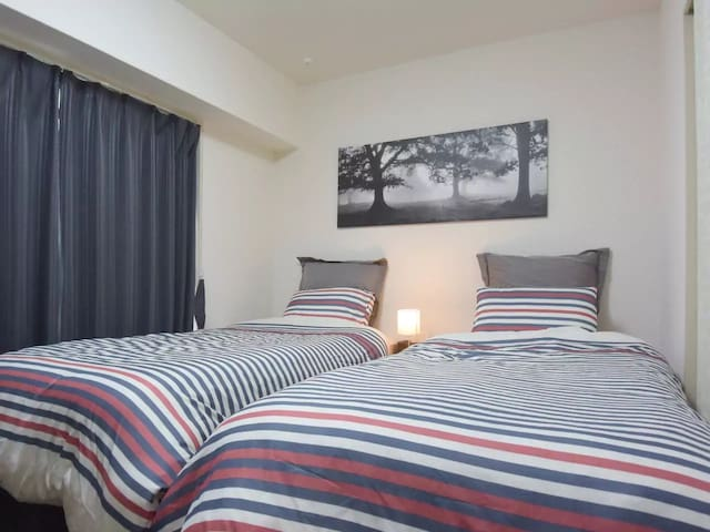 Opening Sale!! Cozy room near Tenjin! Nakasu! - Sawara Ward, Fukuoka - Apartment