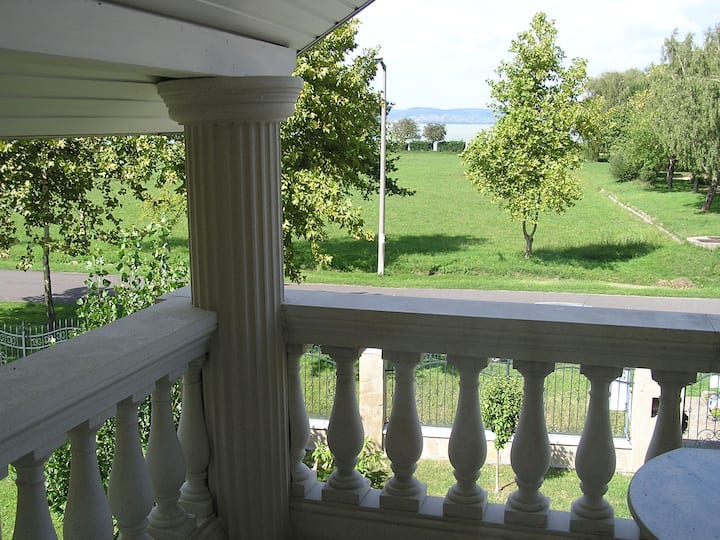 Panorama Apartman next to beach in Zamardi Balaton