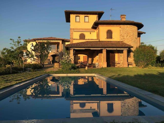 Borgo Sfogliata - casa del Nonno
