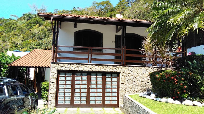 Casa de praia / vista da Costa Verde