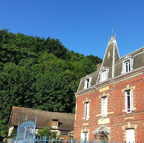 Petit manoir Normand - 8 chambres