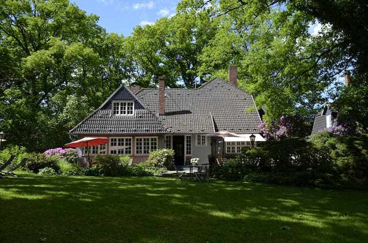 englisches Cottage mit Ambiente und Full-Service